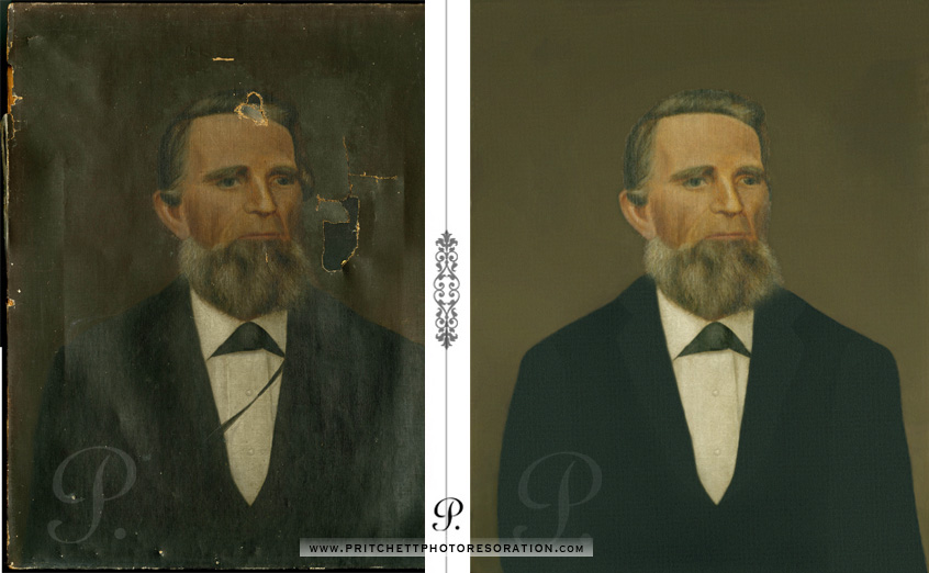 Pritchett Studio Photo Restoration Pittsburgh PA